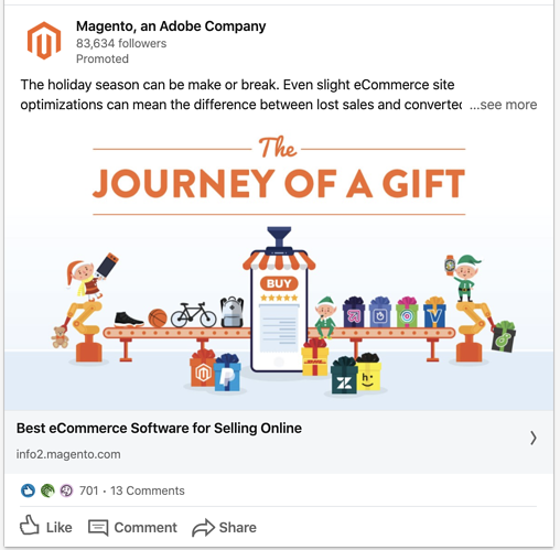 example of a linkedin sponsored ad