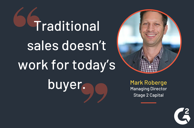 Mark Roberge Quote