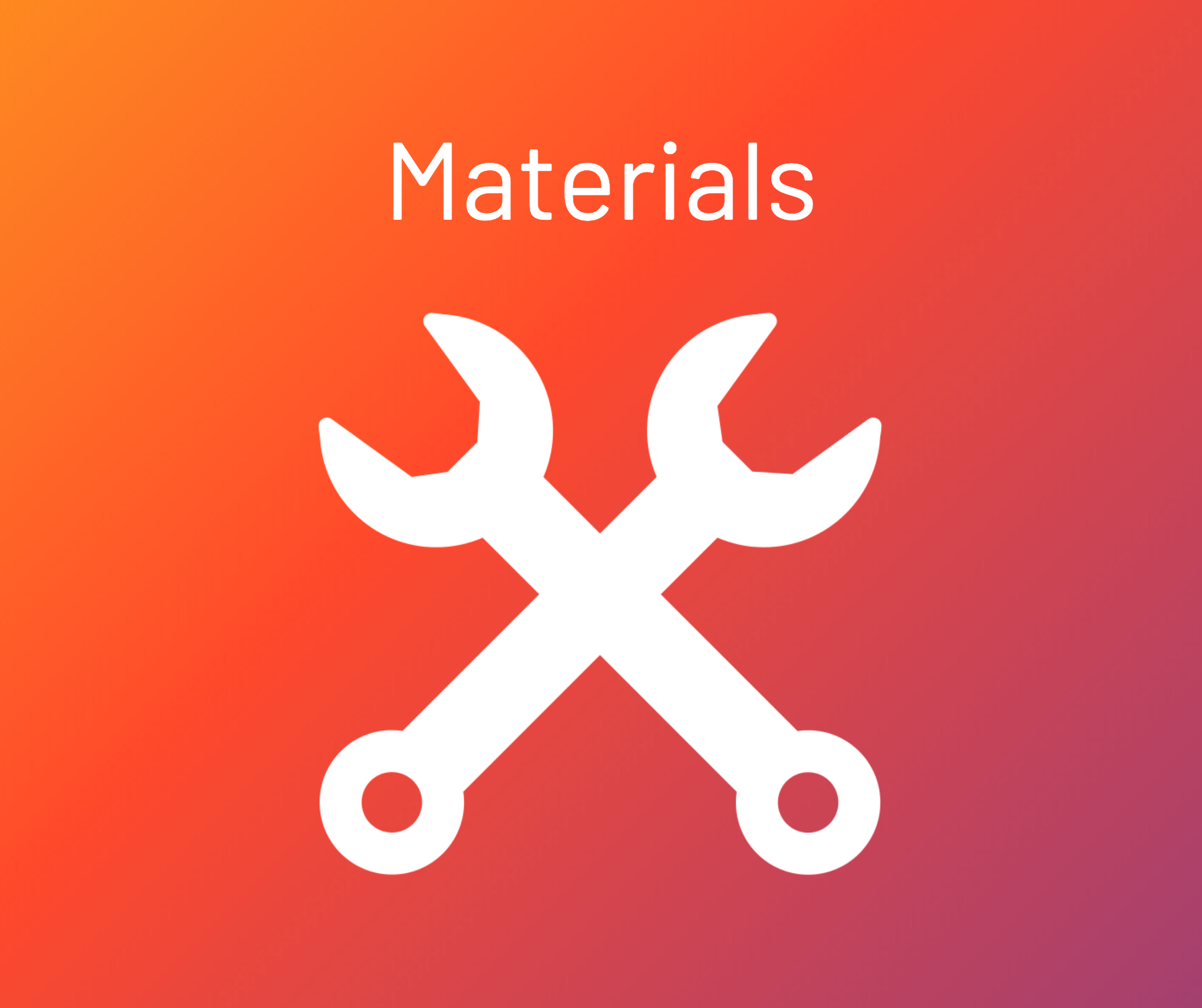 materials for public relations