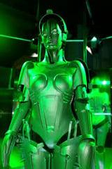 metropolis robot Maria