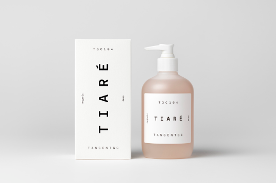 minimal package design