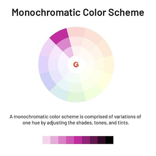 The 6 Color Schemes To Keep Everything Picture Perfect