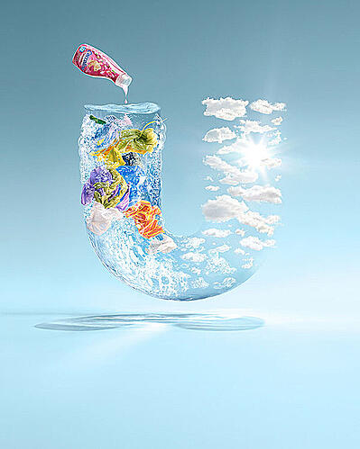 movement in ad design