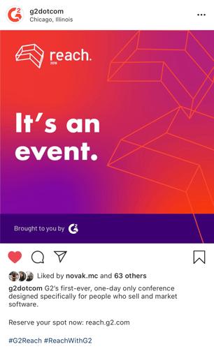 open g2 instagram