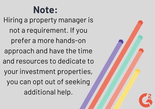 note on property managmenet