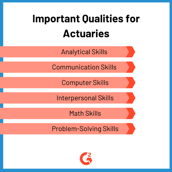Qualities for Actuaries