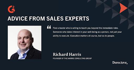 richard harris quote