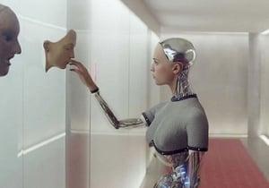 robot in media