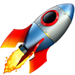 snapchat score rocket emoji