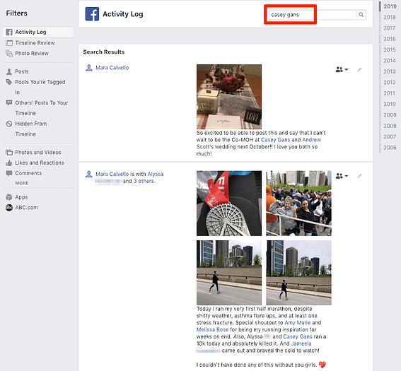 Everything You Need to Know About the Facebook Activity Log