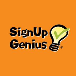 SignUpGenius volunteer management