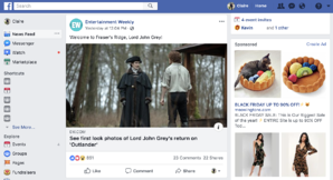 hoe kunt u een afkeer van een enkele Facebook-pagina in uw Facebook-feed vinden