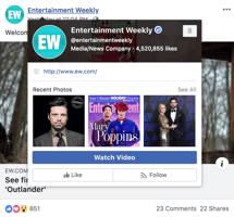 hoe een Facebook-pagina unliked maken, verandert de knop van Liked in Like als het gelukt is