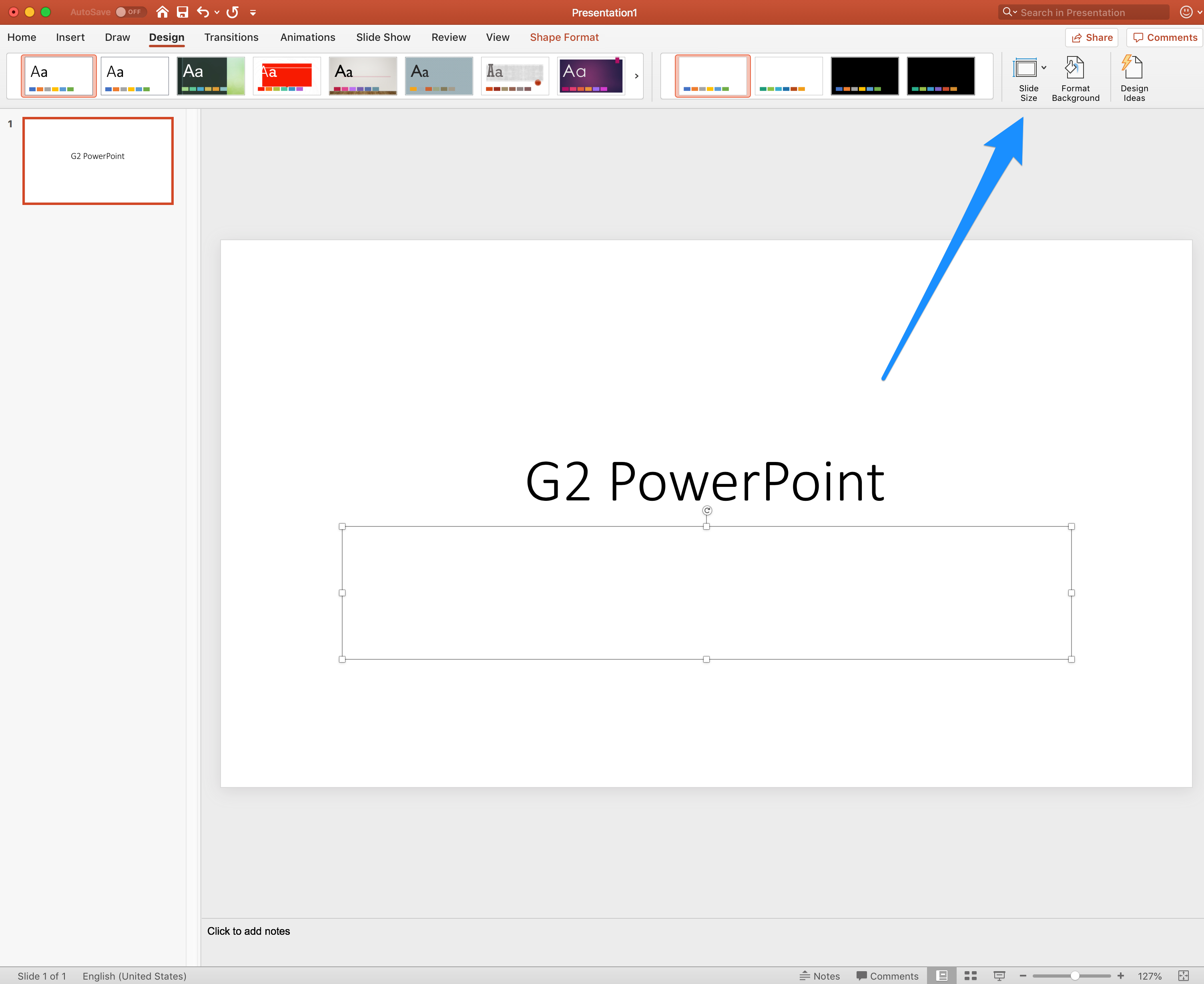 How to Change Slide Size in PowerPoint in 3 Easy Steps