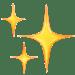 snapchat score sparkles emoji