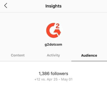 track follower growth on instagram
