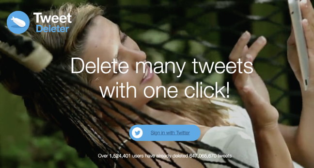 3 Free Tools to Delete All Your Tweets