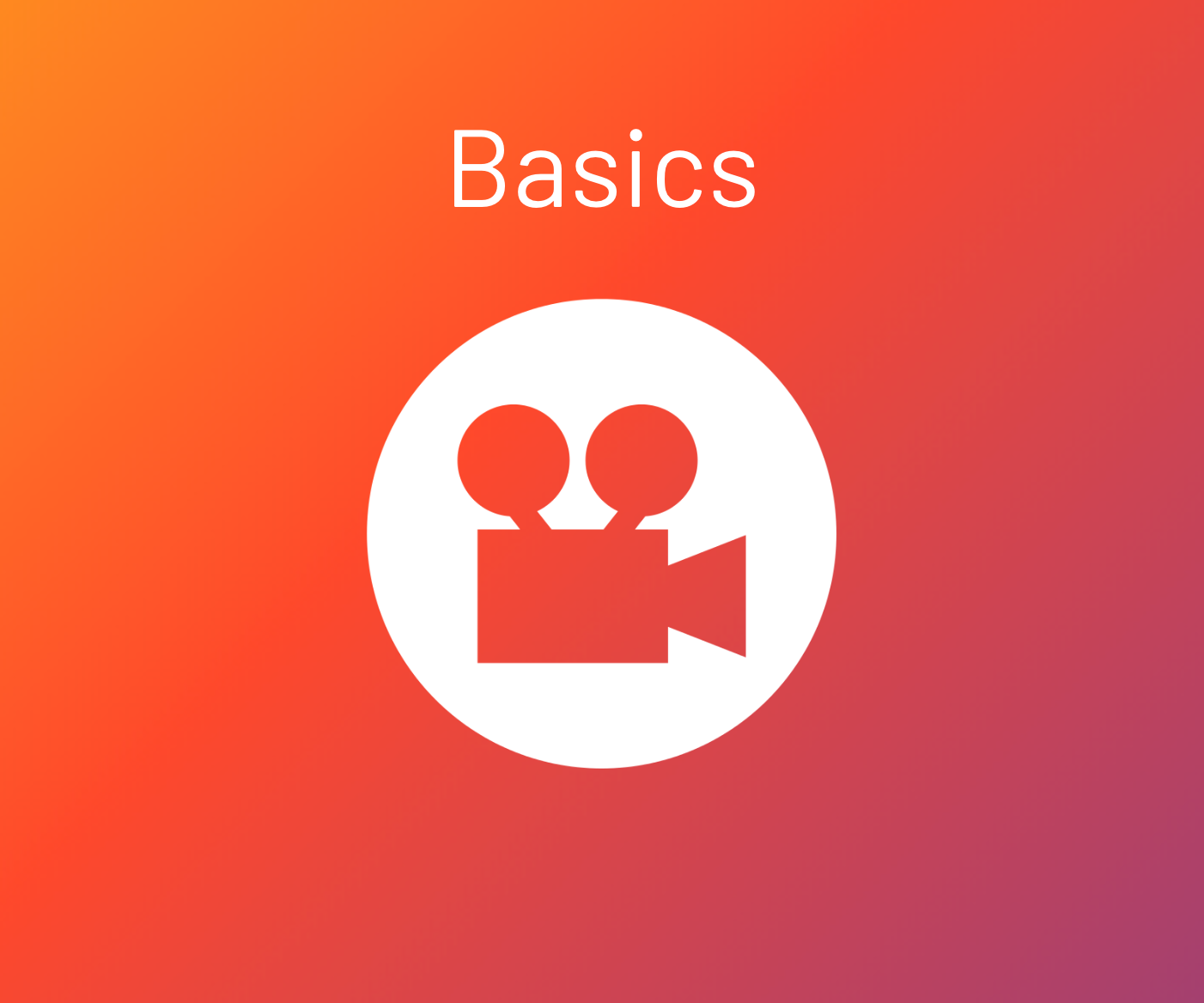 video marketing basics