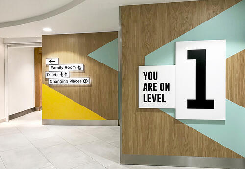 wayfinding environmental design