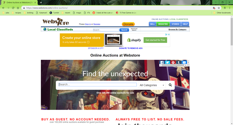 9 Online Auction Sites To Rival Ebay