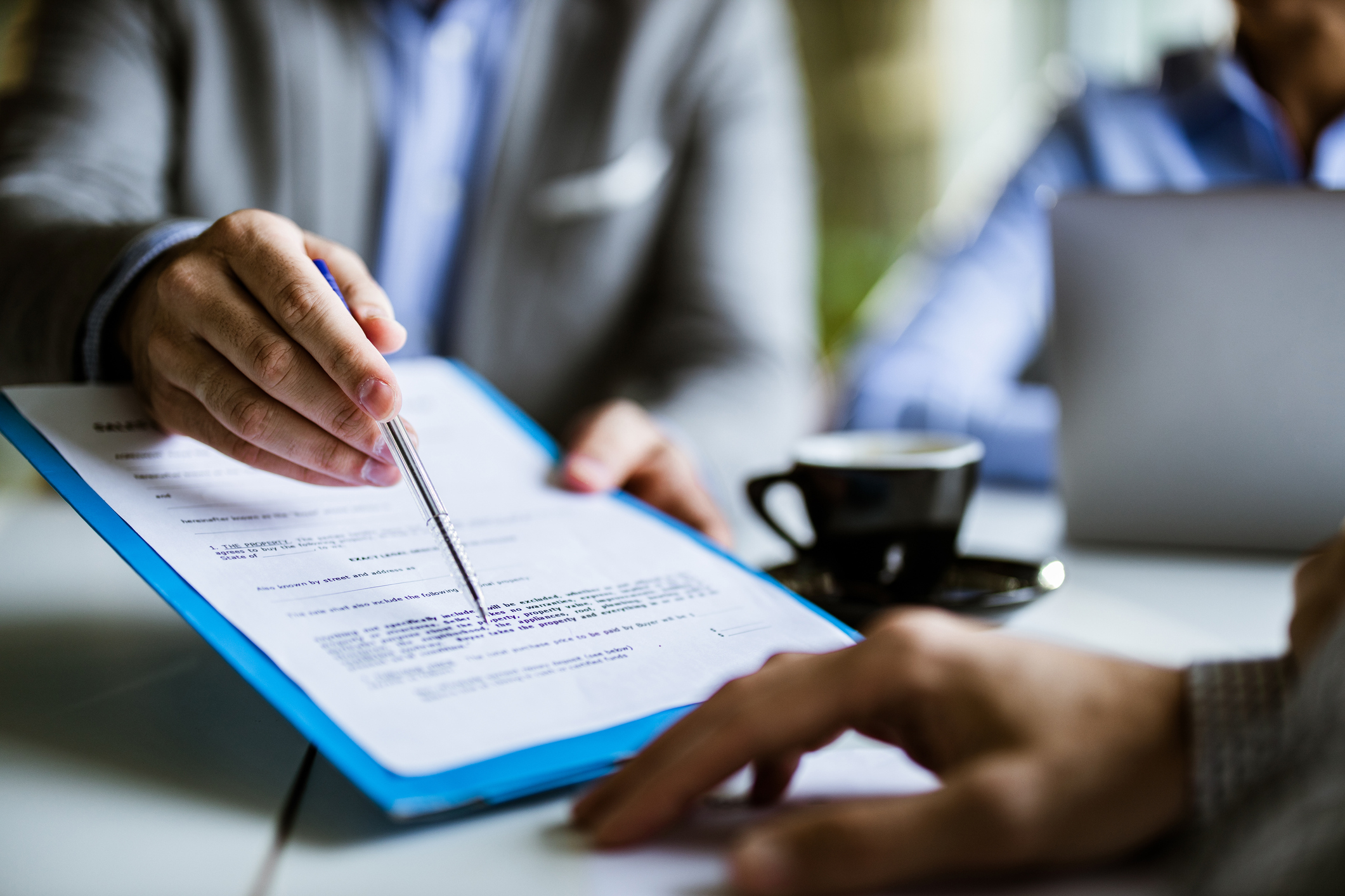 what makes a contract null and void