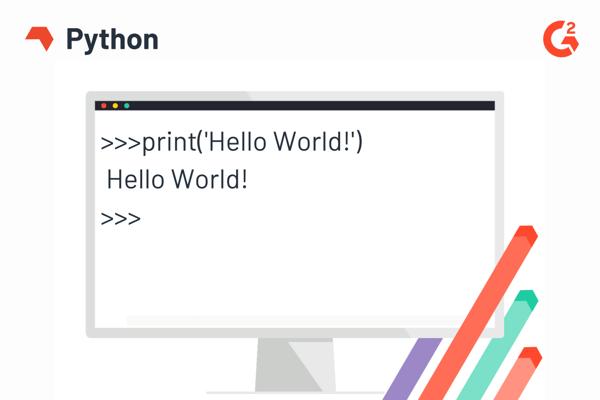 line of Python code