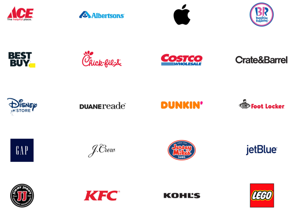 Businesses that accept Apple Pay