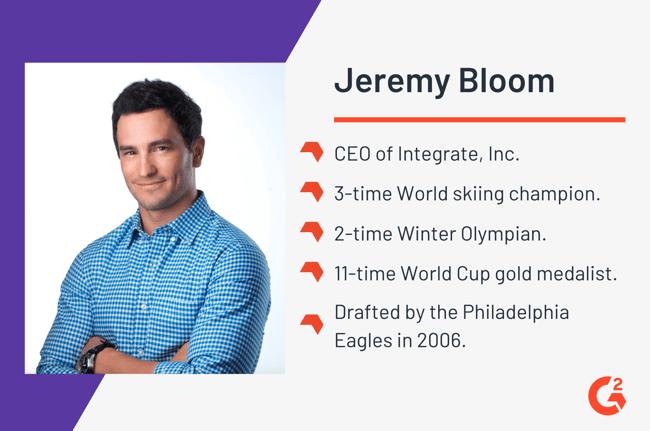who is Jeremy Bloom