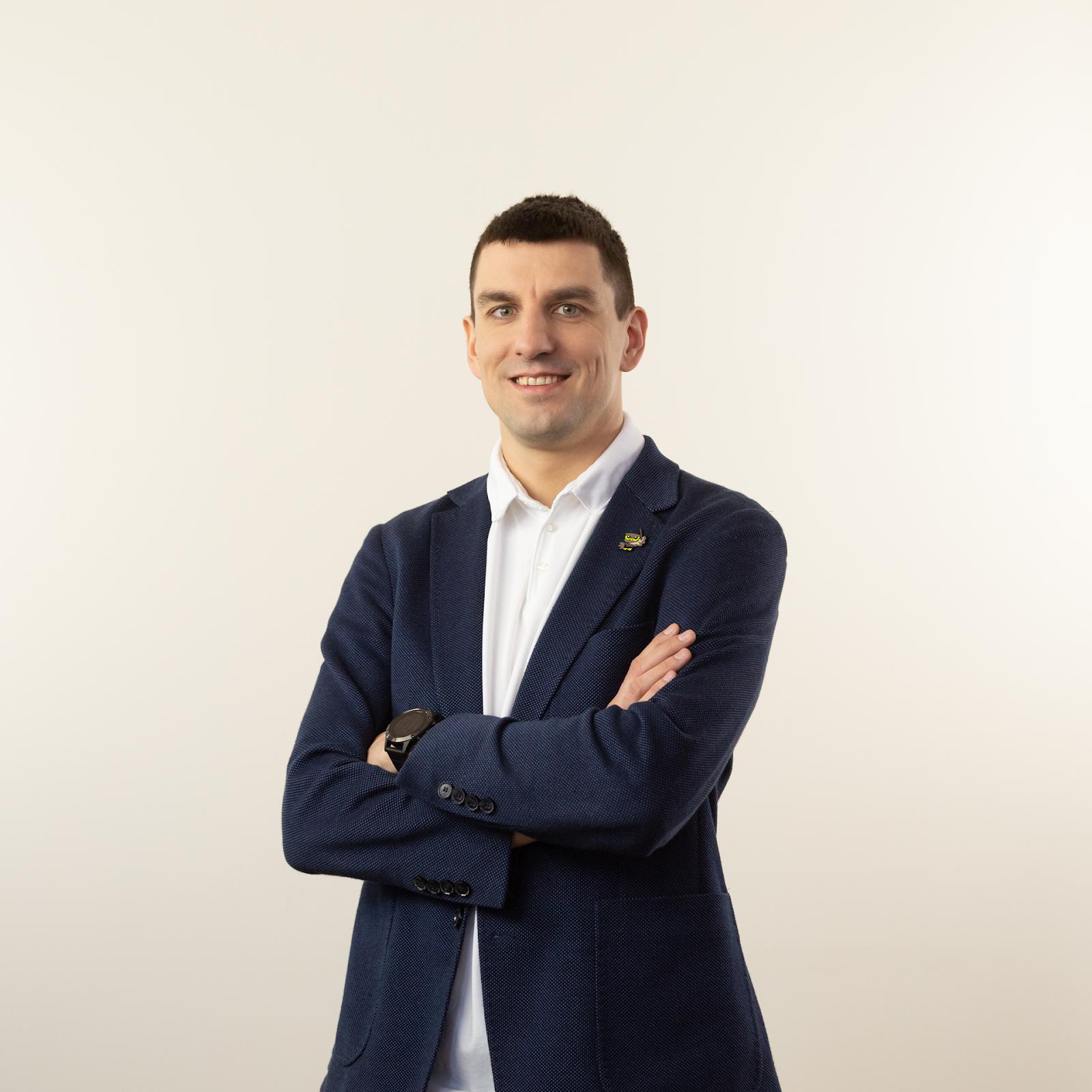 Jakub Kubrynski photo