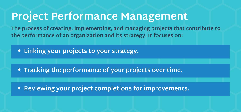 project performance management