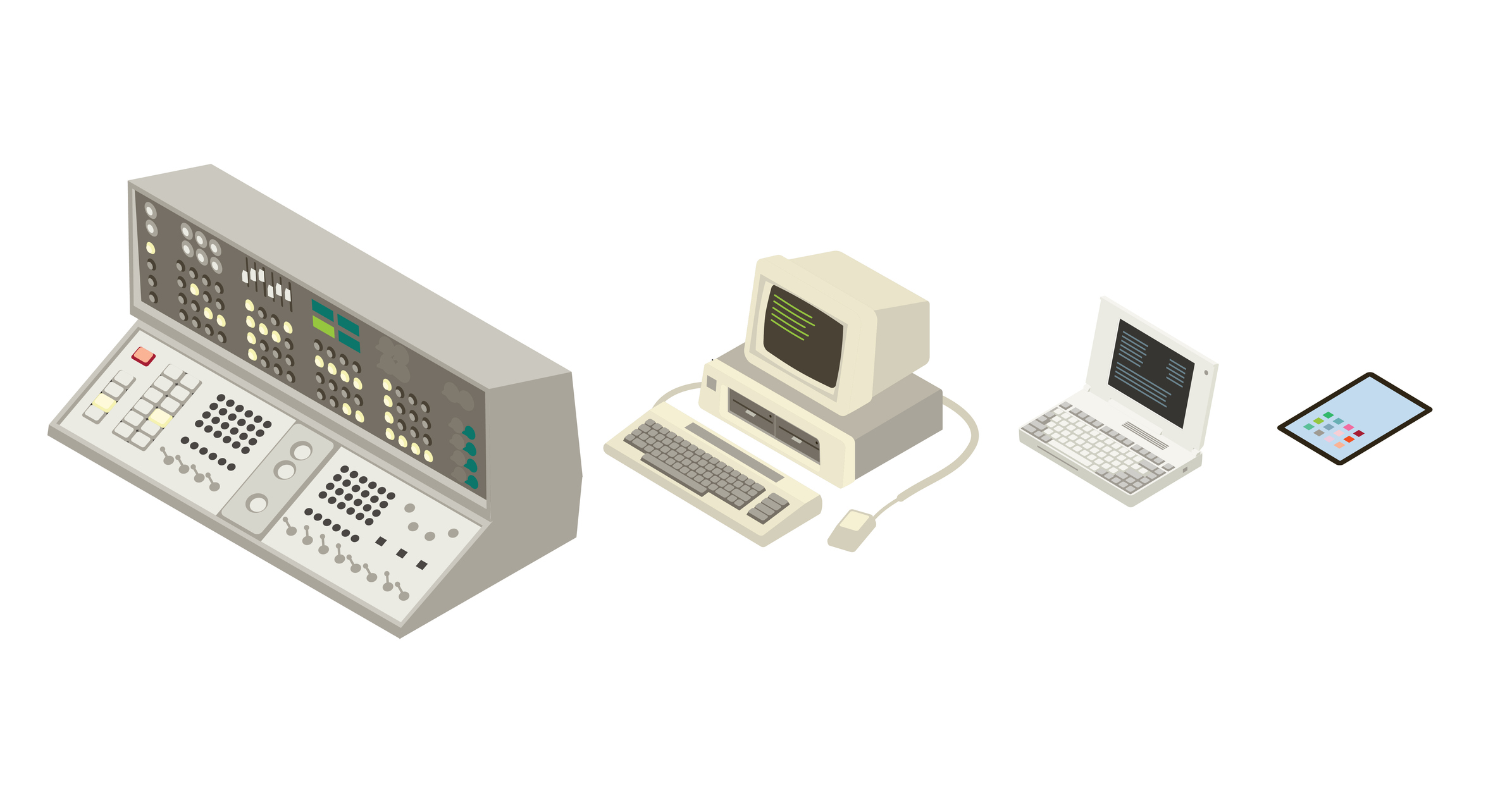 A Complete History of Computers: From the 1800s to Now