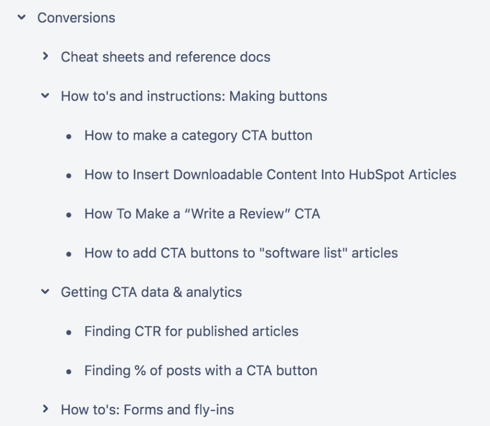 conversion strategy resources