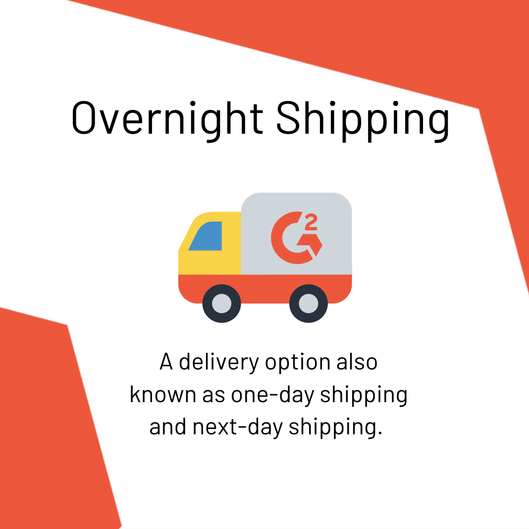 what is overnight shipping