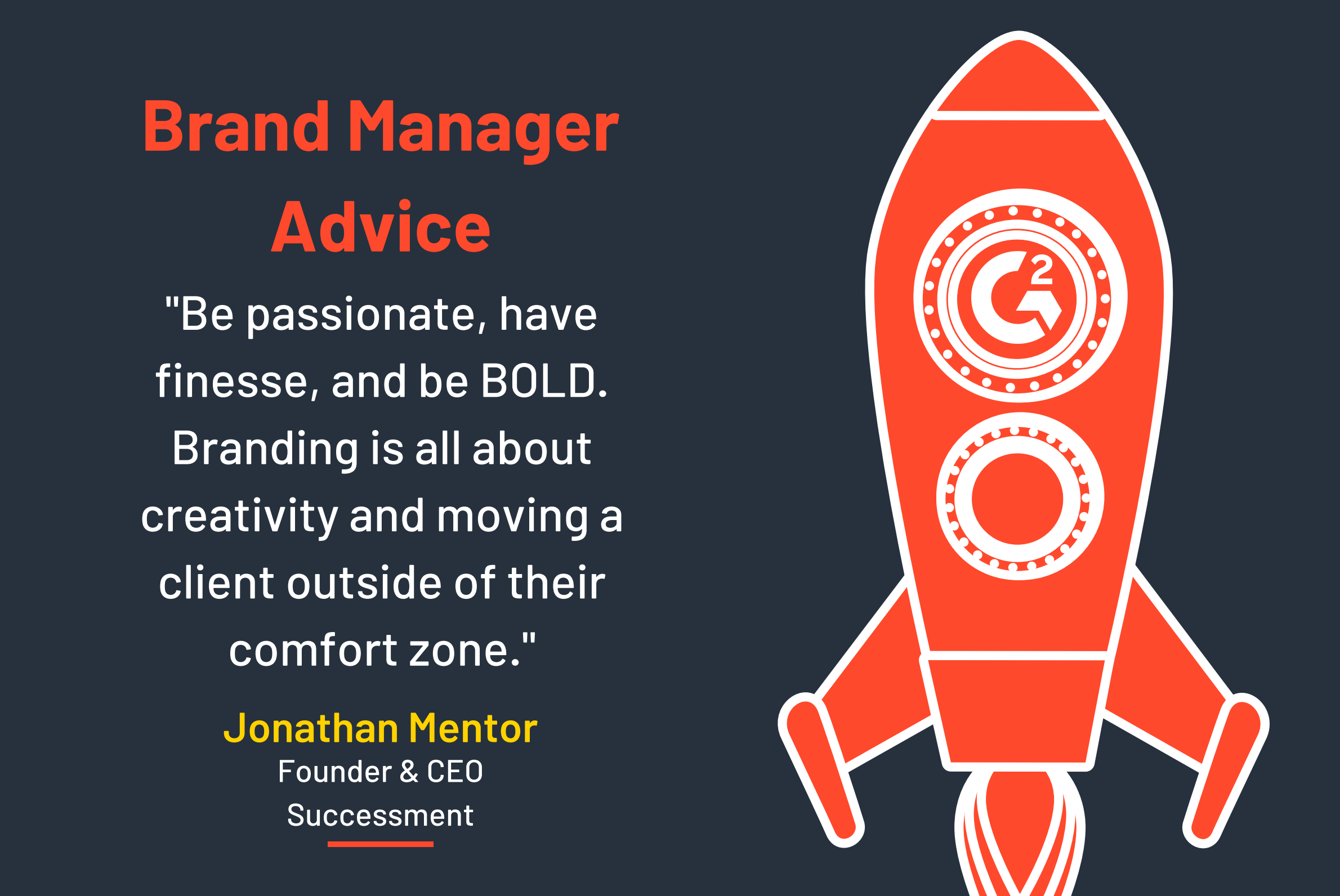 brand manager advice