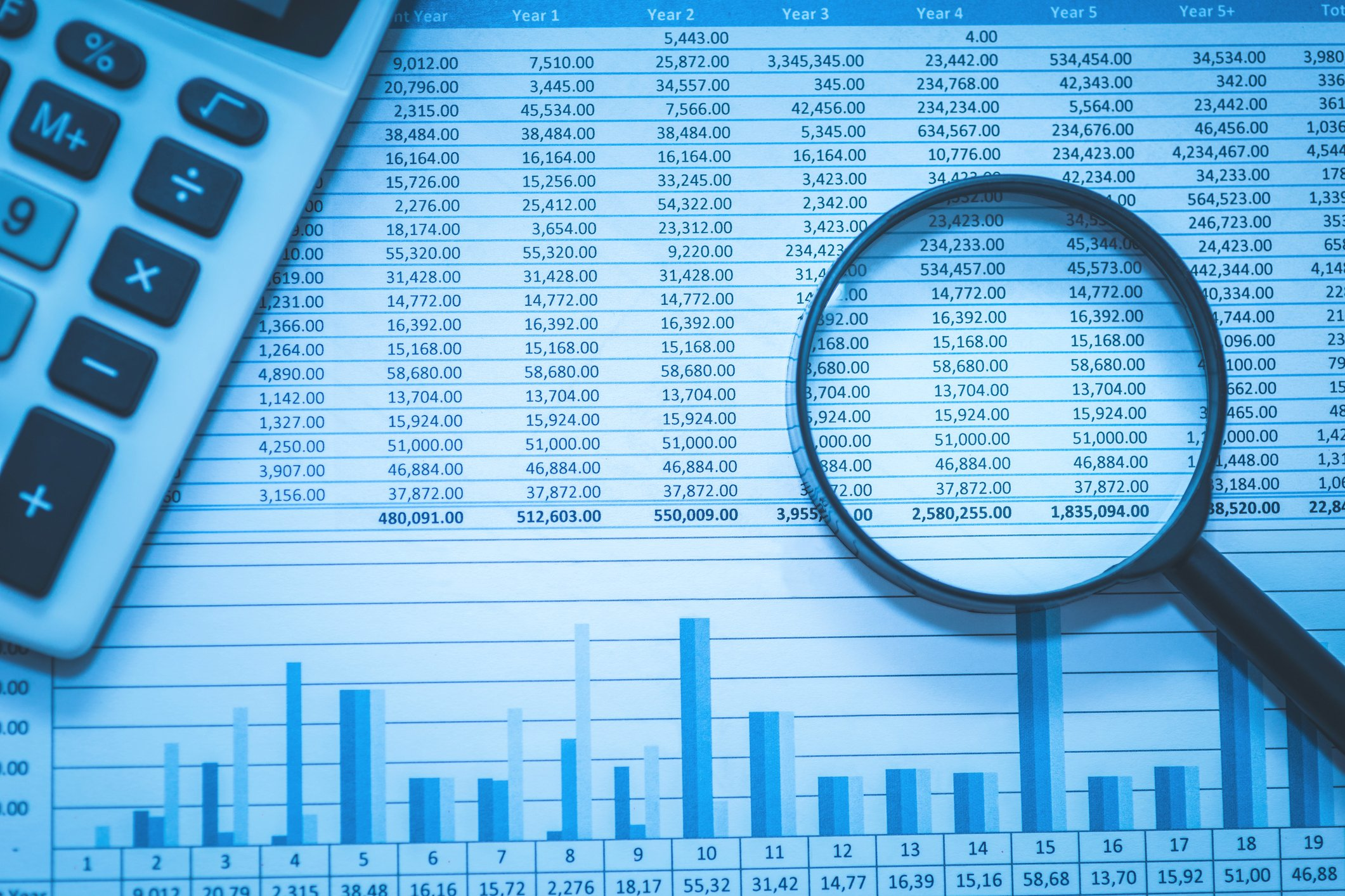 Forensic Accounting Explained