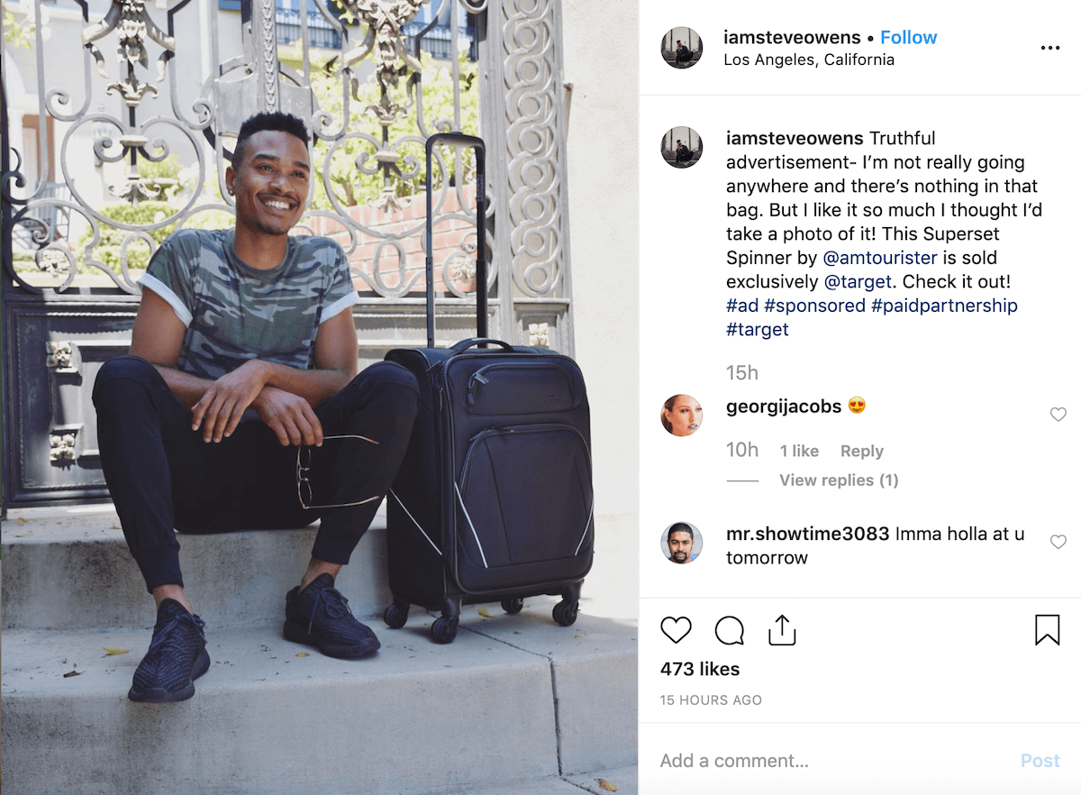 g2 micro influencer example