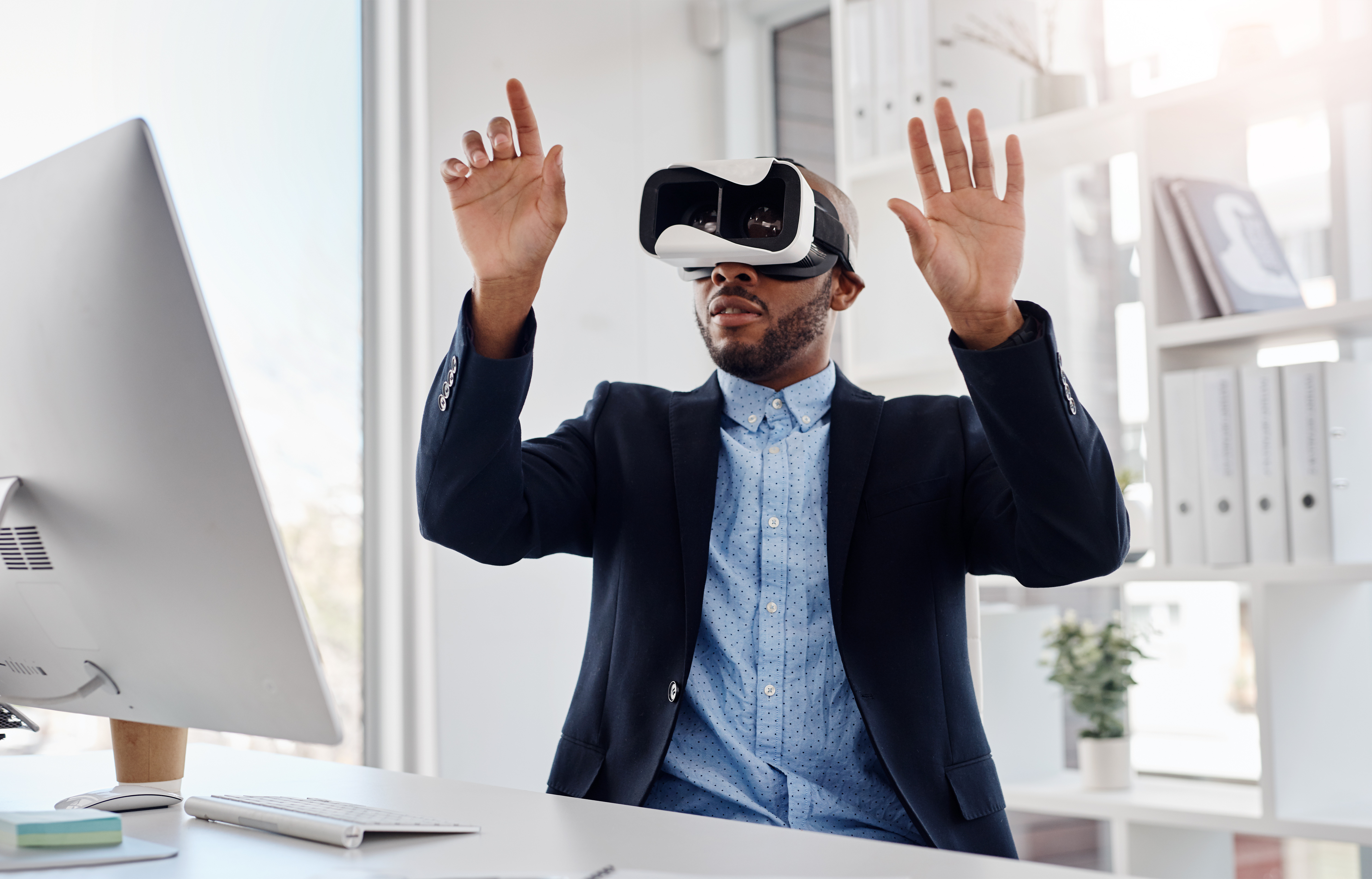 Virtual Reality Training: The Complete Guide