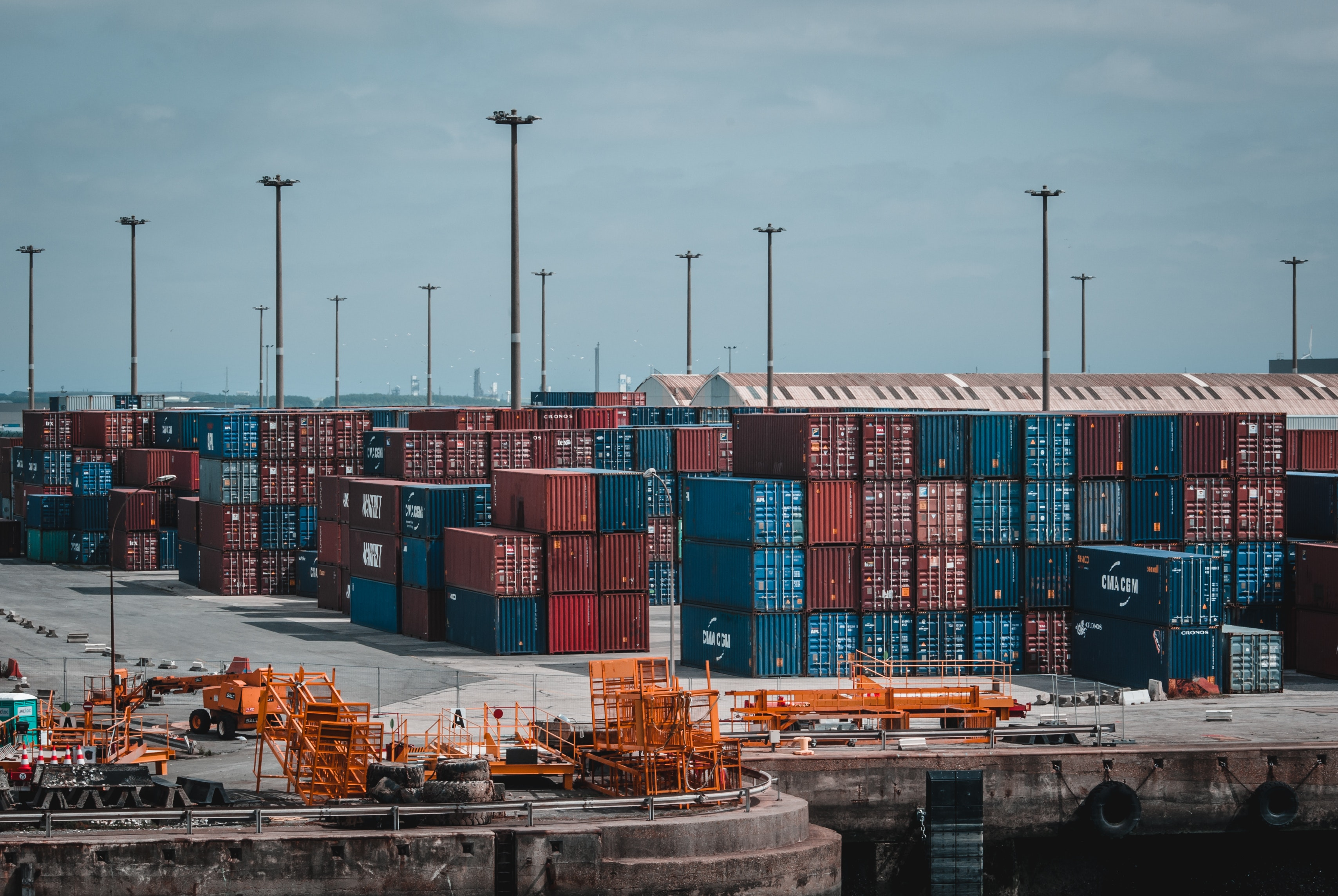 Tech Giants Improving Supply Chains in the Wake of COVID-19