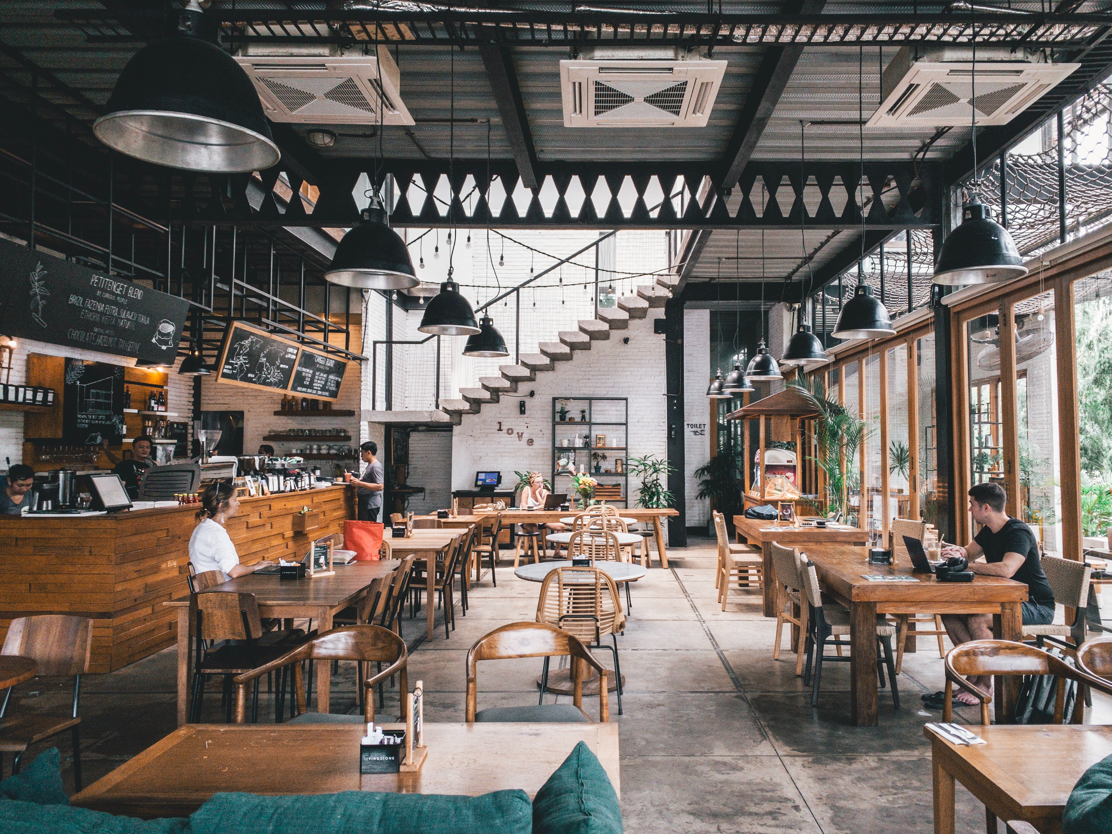 2021 Trends in Restaurant Technology