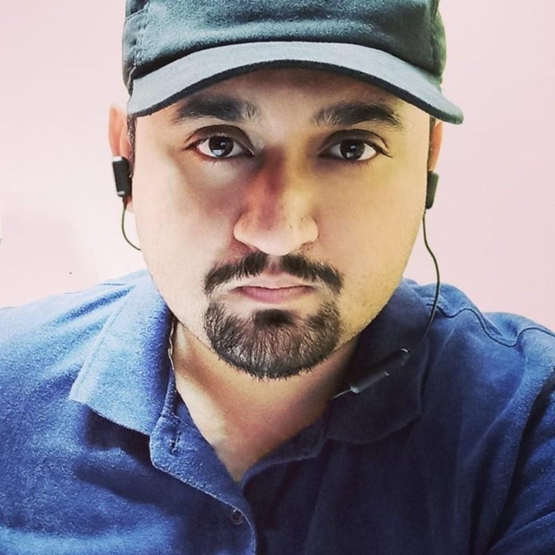 Sagar Joshi Headshot