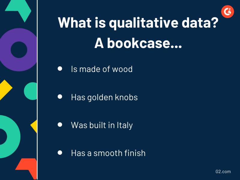 what is qualitative data